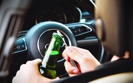 Нові штрафи: скільки тепер платитиме водій напідпитку?