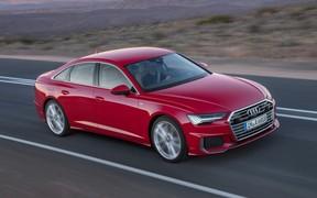 Новый Audi A6. Первое видео с Женевского автосалона