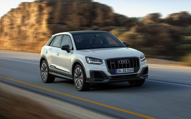 Новый Audi SQ2 получил 300-сильный турбомотор