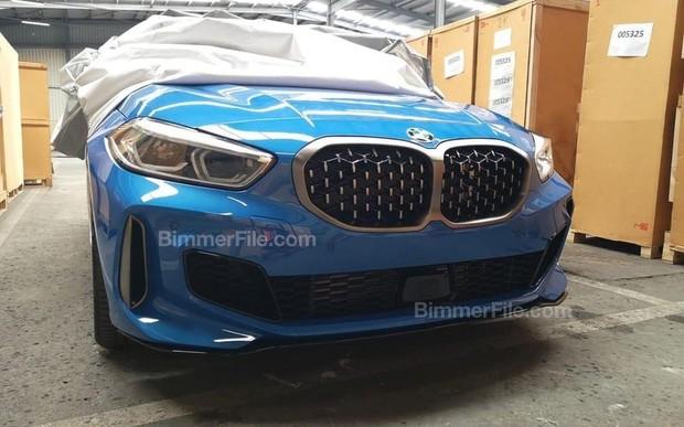Новый BMW 1 Series рассекретили в Сети
