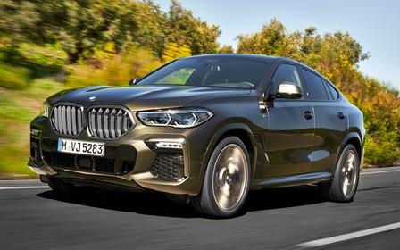 Новий BMW Х6: все, що відомо про нього зараз