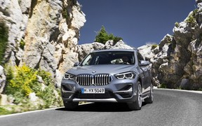 Новый BMW X1