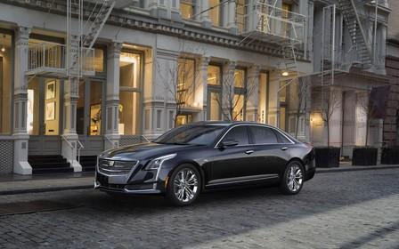 Новый Cadillac CT6 получит V8 с двумя турбинами