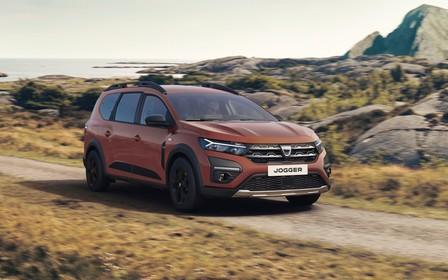 Новый Dacia Jogger сможет увезти семерых