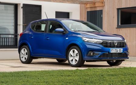 Новий Dacia Sandero став лідером продажів... у Франції?