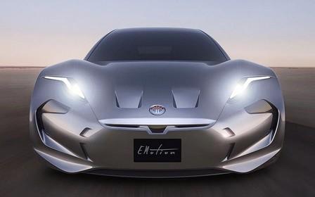 Новый электрокар Fisker Emotion: 640 километров на одной зарядке