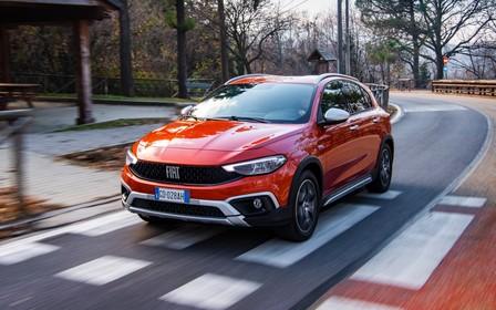 Новий Fiat Tipo Cross вже в Україні. Скільки у гривнях?