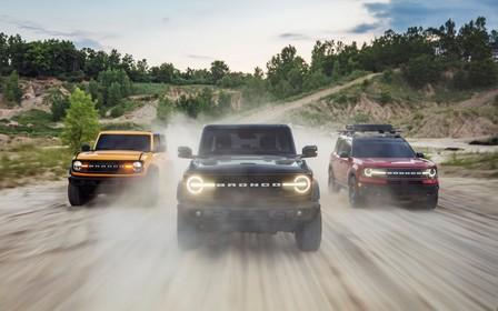 Новий Ford Bronco не добереться до Європи... офіційно