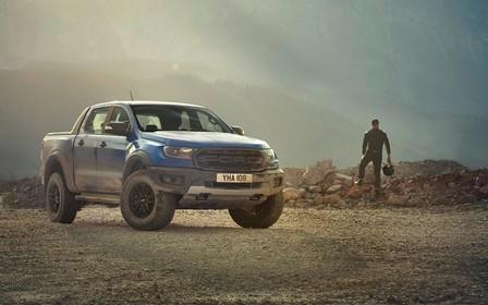 Новый Ford Ranger Raptor дебютировал на выставке видеоигр