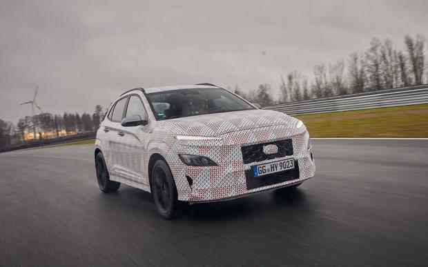 Новый Hyundai Kona N получил 275 сил. А что еще?