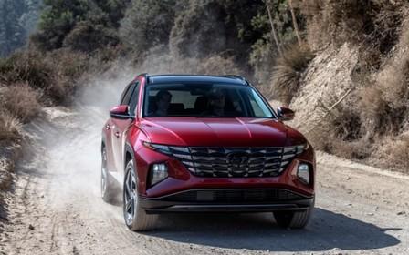 Новий Hyundai Tucson: безпека на «п'ять з плюсом»