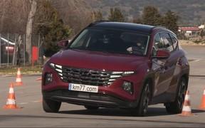 Новый Hyundai Tucson прошел испытания «лосем». Удачно? ВИДЕО