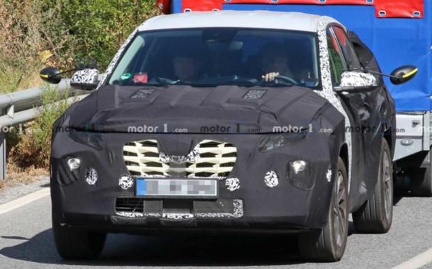 Новый Hyundai Tucson «сведет с ума». ФОТО