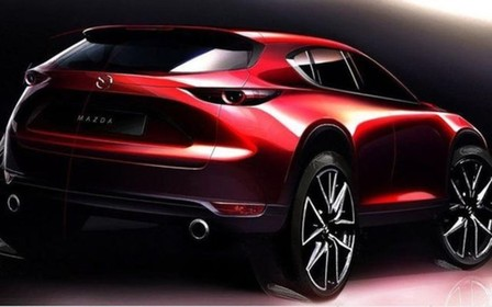 Новий кросовер Mazda CX-50 отримає інше шасі та рядні «шістки»