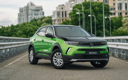 Новый кроссовер Opel Mokka уже в Украине. Почем?