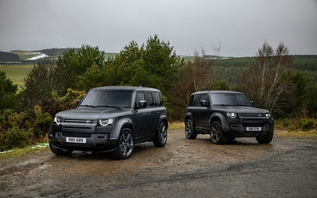 Новий Land Rover Defender V8 презентовано. Скільки просять?