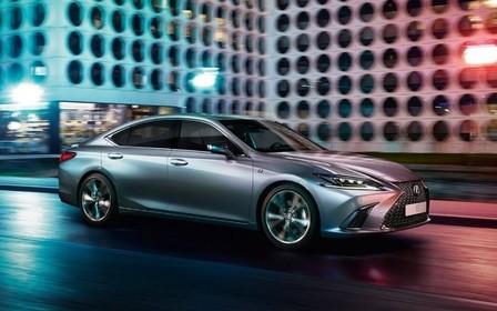 Новый Lexus ES седьмого поколения