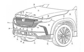 Новый Mazda CX-50 рассекретили на патентных изображениях. Что это будет?