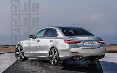 Новый Mercedes-Benz C-Class готовятся показать через несколько недель