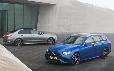 Новий Mercedes-Benz C-Class отримав цінник у гривнях. Скільки?