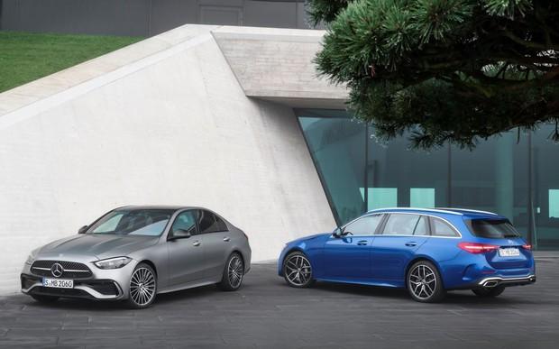 Новый Mercedes-Benz C-Class рассекречен. Что о нем уже известно?
