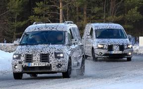 Новый Mercedes-Benz Citan получит электрическую версию