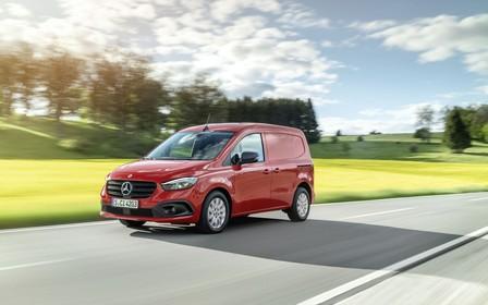 Новий Mercedes-Benz Citan представлений офіційно
