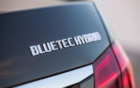 Новый Mercedes-Benz E-Class получит гибридную версию