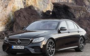 Новый Mercedes-Benz E-Class примерил свой первый тюнинг от AMG