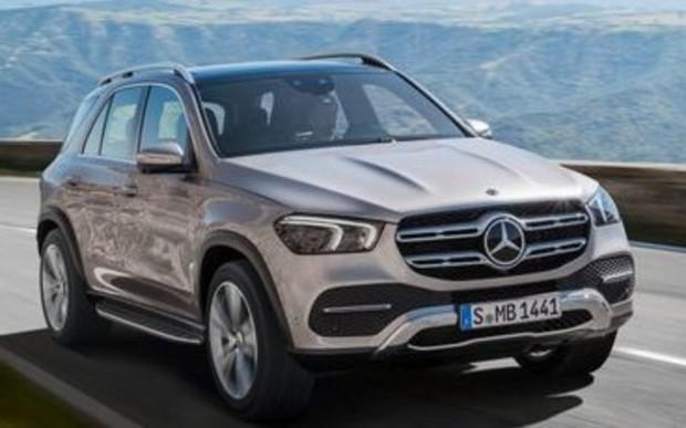 Новый Mercedes-Benz GLE-Class доступен к предзаказу