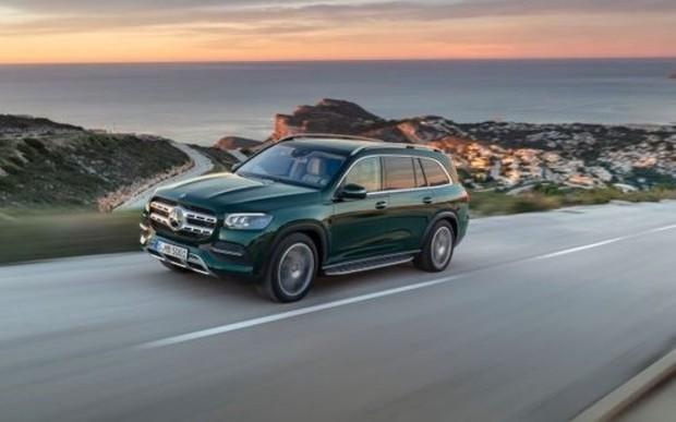 Новый Mercedes-Benz GLS уже доступен к предзаказу!