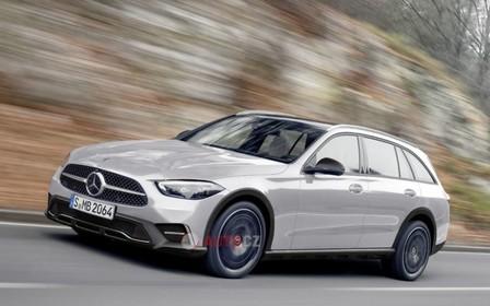 Новый Mercedes-Benz С-Class All-Terrain: похоже на правду?