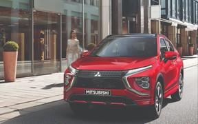 Новый Mitsubishi Eclipse Cross оценили для Украины. Справедливо?