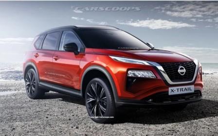 Новый Nissan X-Trail рассекретили в Сети