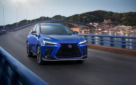 Новый NX стал первым подключаемым гибридом Lexus