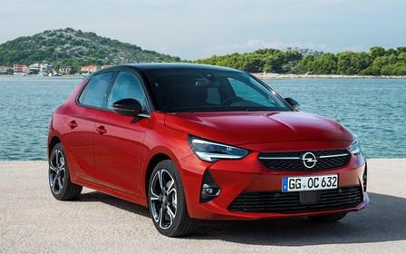 Новий Opel Corsa - скільки в гривнях?