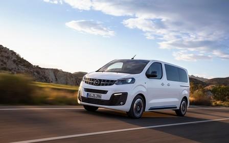 Новий Opel Zafira Life вже в Україні. Скільки в гривнях?
