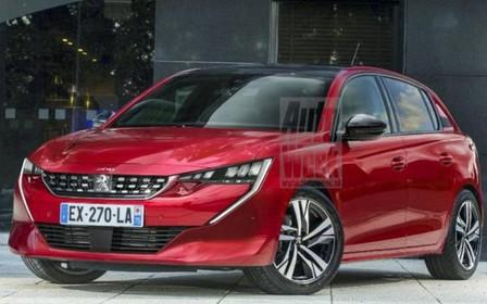Новый Peugeot 308 станет 300-сильным гибридом