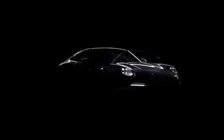 Новый Porsche 911 засветился на видео