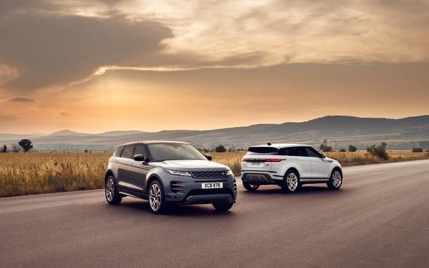 Новый Range Rover Evoque от 1 032000 гривень*