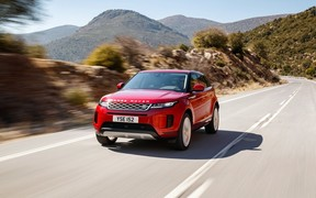 Новый Range Rover Evoque от 1 104000 гривен*