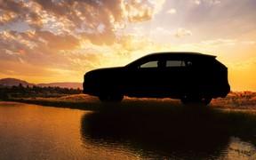 Новый RAV4: Toyota «слила» первое фото кроссовера