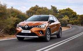 Новый Renault Captur получил цены в гривнах. Не ждали?