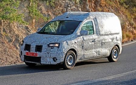 Новий Renault Dokker представлять в наступному році
