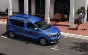 Новый Renault Express получил цены в гривнах. Что почем?
