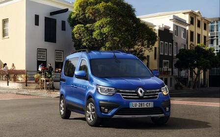 Новый Renault Express