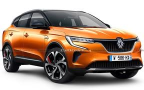 Новый Renault Kadjar. Каким он будет?