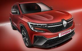 Новый Renault Kadjar не будет похож на «Кашкай»?