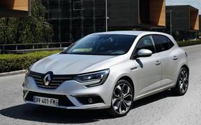 Новый Renault Megane: Начнем с 490 тысяч гривен