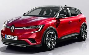 Новый Renault Megane стартует летом. Есть первые цены!